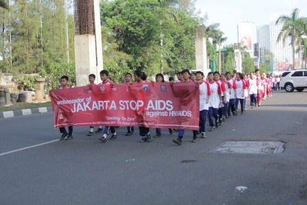 Commemorate the World AIDS Day