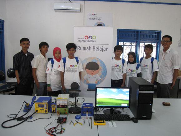 Samsung Hope for Children