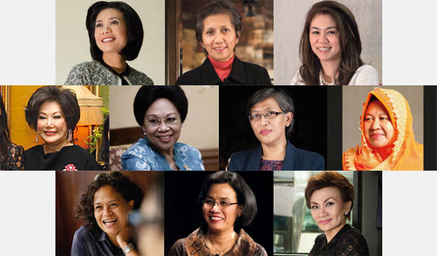 10 Inspiring Women 2014 Forbes Indonesia