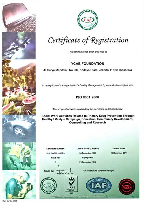 YCAB_ISO_Certificate